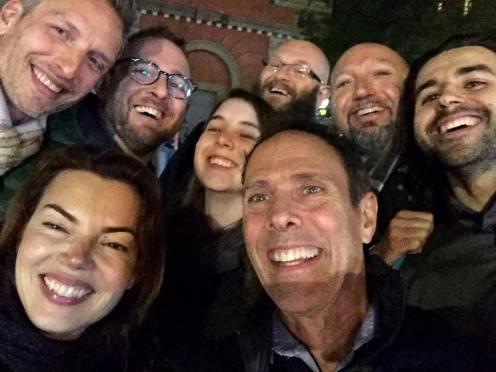 paul weber selfie