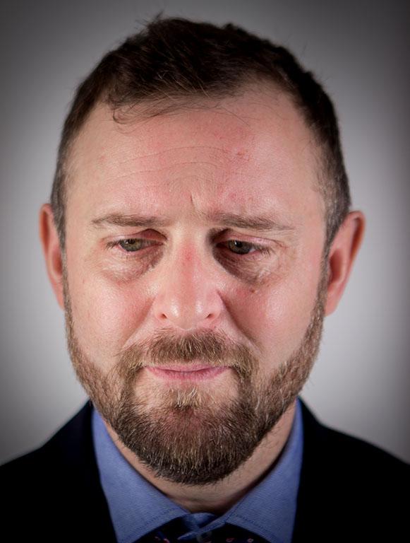 fran actor triste